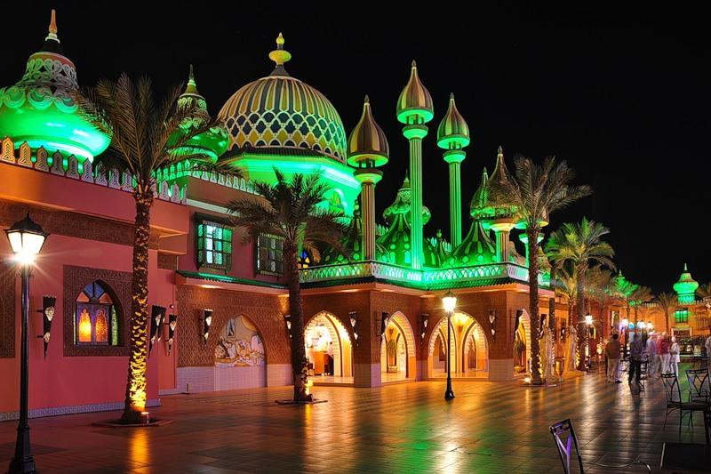 Дворец «Тысяча и одна ночь» | Туры в Хургаду | Турагентство Мультипасс | 8 (499) 653-6300