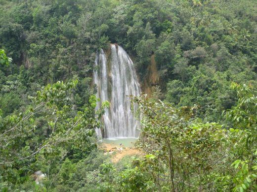 Водопад «Эль Лимон»   Доминикана   Турагентство «Мультипасс»   8 (499) 653-6300