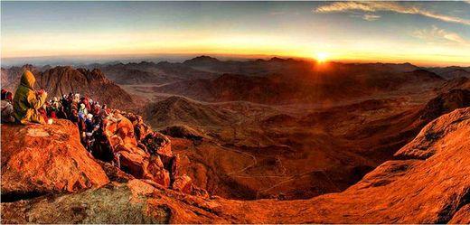 Синайские горы  | Турагентство «Мультипас» | 8 (499) 653-6300