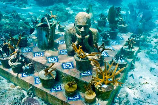 Подводный музей   Исла Мухерес   Турагентство «Мультипасс»   8 (499) 653-6300