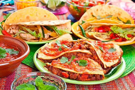 Национальная кухня  | Мехико | Турагентство «Мультипасс» | 8 (499) 653-6300