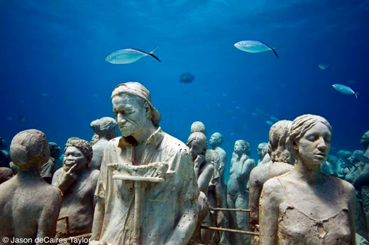 Подводный музей | Исла Мухерес | Турагентство «Мультипасс» | 8 (499) 653-6300