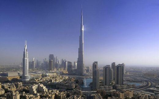 Дубай | Башня Бурдж Халиф | Туристическое агентство Мультипасс | (499) 653-6300