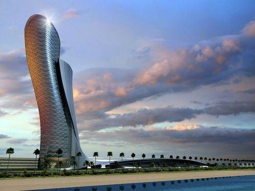 Дубай | Capital Gate | Туристическое агентство Мультипасс | (499) 653-6300