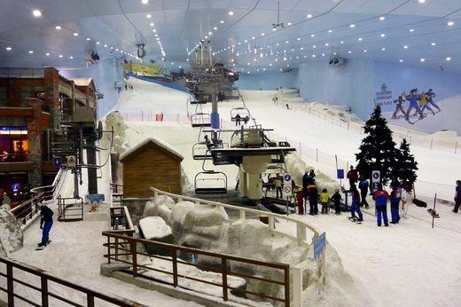 Дубай | «Дубай Ски» | Туристическое агентство Мультипасс | (499) 653-6300