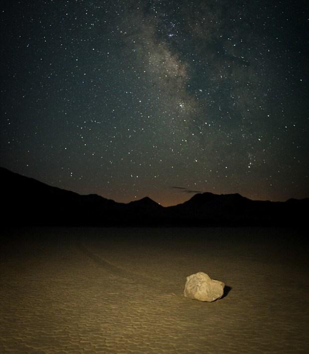 6-Блуждающие камни в Долине смерти