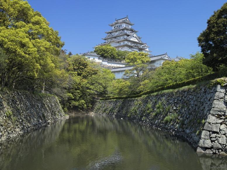 Замок Химедзи | Япония | Турагентство Мультипасс | 8 (499) 653-6300