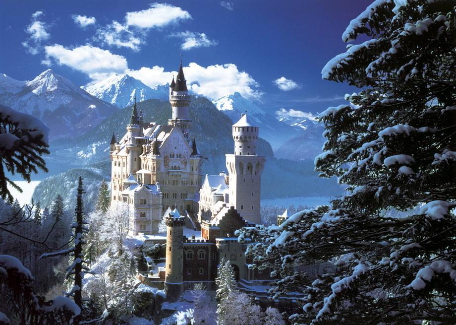 Замок Нойшванштайн | Германия | Турагентство Мультипасс | 8 (499) 653-6300