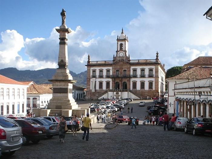 Город Ору Прету | Бразилия | Турагентство Мультипасс | 8 (499) 653-6300
