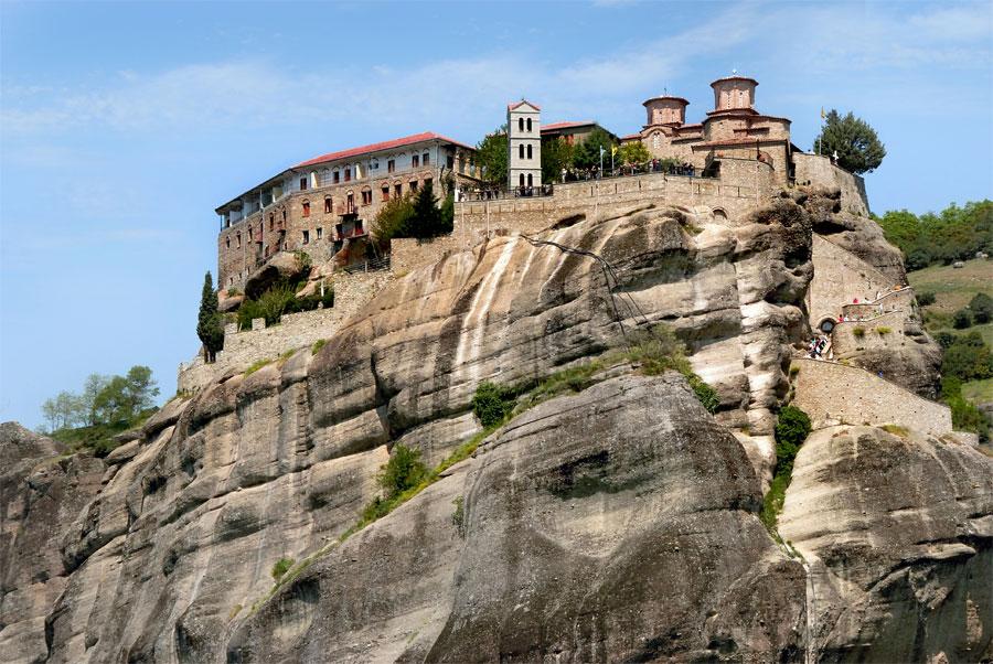 Монастыри Метеора | Греция | Турагентство Мультипасс | 8 (499) 653-6300