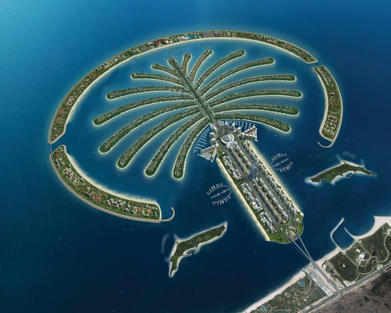 Остров Пальма Джумейра | ОАЭ | Турагентство Мультипасс | 8 (499) 653-6300