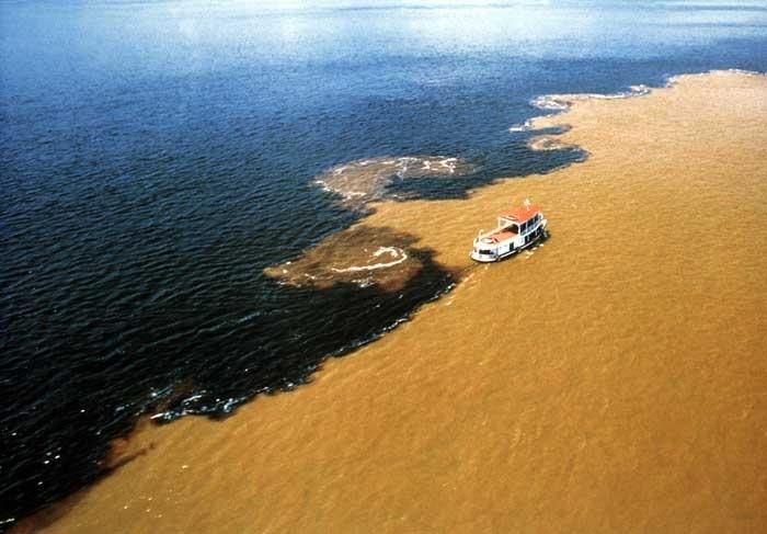 Свадьба рек - Амазонка | Бразилия | Турагентство Мультипасс | 8 (499) 653-6300
