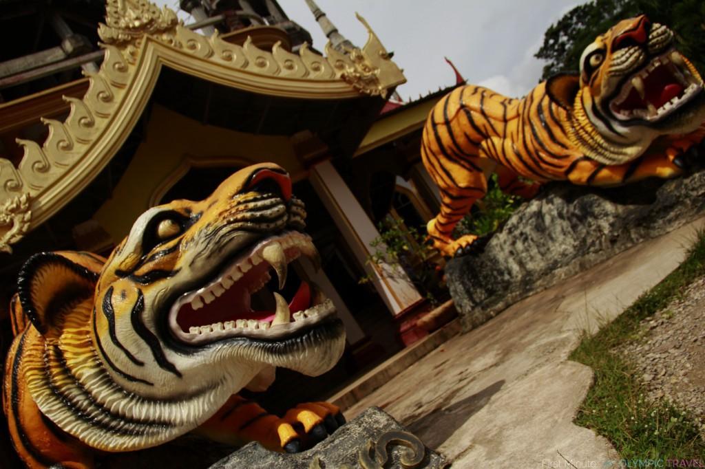 Тигриный монастырь | Таиланд | Турагентство Мультипасс | 8 (499) 653-6300