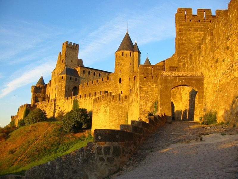 Замок Каркассон | Франция | Турагентство Мультипасс | 8 (499) 653-6300