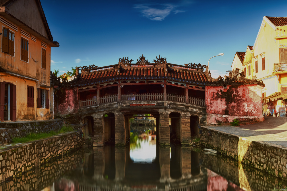 Японский мостик | Хойан | Вьетнам| Турагентство Мультипасс | 8 (499) 653-6300