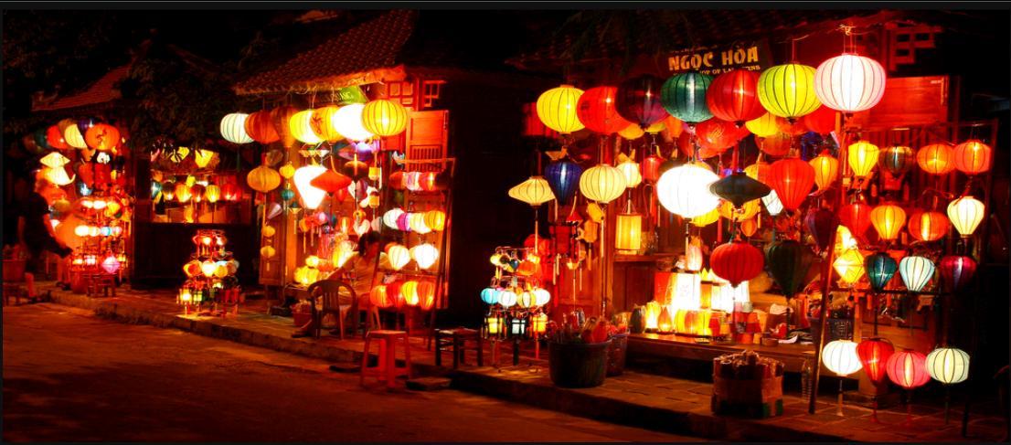 Фонари | Хойан | Вьетнам| Турагентство Мультипасс | 8 (499) 653-6300