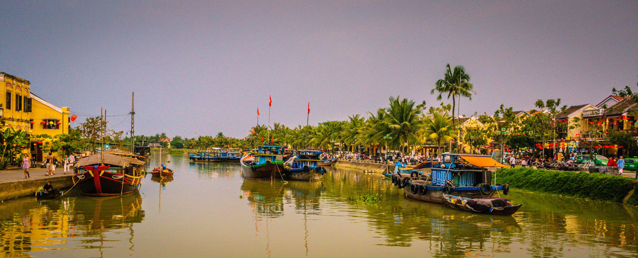 Река | Хойан | Вьетнам| Турагентство Мультипасс | 8 (499) 653-6300